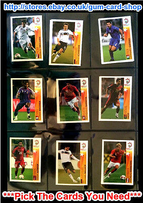 Panini Euro 2008 (487 To 535) (Mint) Wähle den Sticker You Need