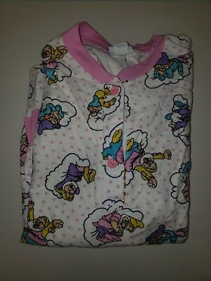 Snow White and The Seven Dwarfs Pajamas (Adult Large)