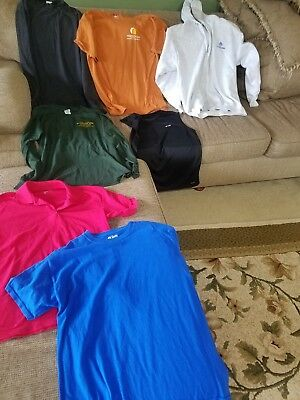 Mens Clothes Size Large Mixed Lot Of 7