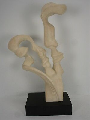 Vintage 1995 Austin Productions Sculpture Art Surrender Alexsander Danel