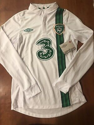 detailed look 938eb ca42e UMBRO ST PATRICK'S day Ireland National Team Soccer Football ...