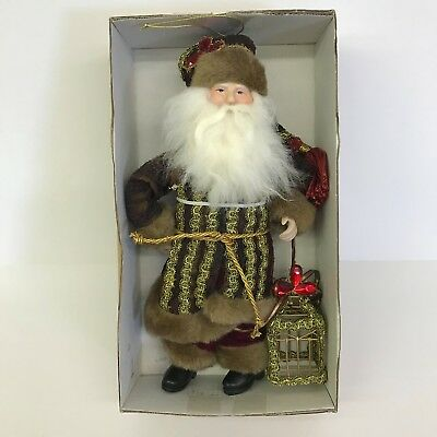 Old World Santa Claus Christmas Ornament Decoration 9in Dillards Trimmings