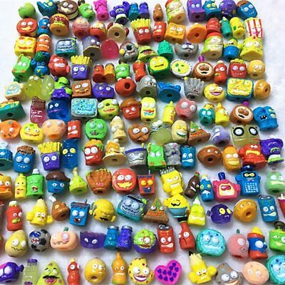 100Pcs Action Figures Toys HOT Garbage Moose The Grossery Gang Kids Gift