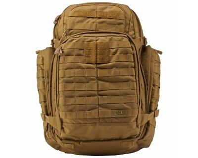 5.11 TACTICAL RUSH 72 Flat Dark Eart LARGE BACK PACK  - NEW GENUINE