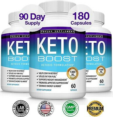 Keto Diet Pills CUTS- Weight Loss Fat Burner Supplement for Women & Men