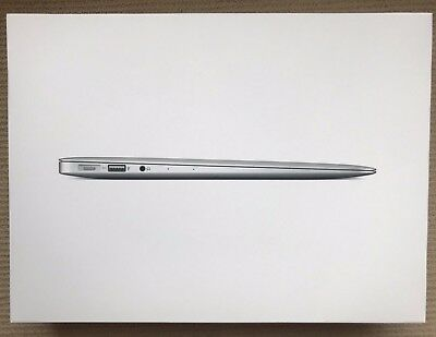 Apple MacBook Air (A1466) Core i5/1.4Ghz/4GB Ram/128GB HDD (Early 2014)