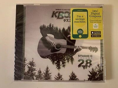 KBCO 28 Live in Studio C Brand New Factory Sealed Only 30,000 Made Sold Out!!!