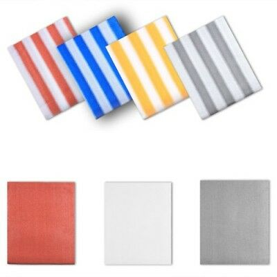 Balcony Blinds 0,90 x 5 Metres Uni or Striped - with Mounting Material