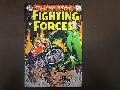 Our Fighting Forces #93 DC Silver Age