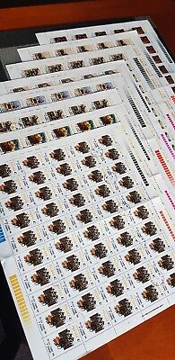 Poland Stamps Sheets Collection 1980 CV 800 €