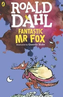 Fantastic Mr Fox by Roald Dahl NEW Children's Paperback Book