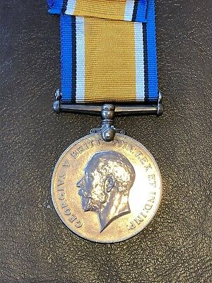 British World War One War Medal - Canadian Engineers - Gordon