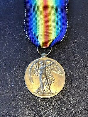 British World War One Victory Medal - Seaforth Highlanders - Craig