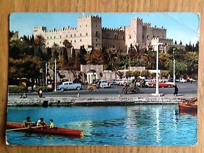 Rhodes Palace of Knights postcard 1960s