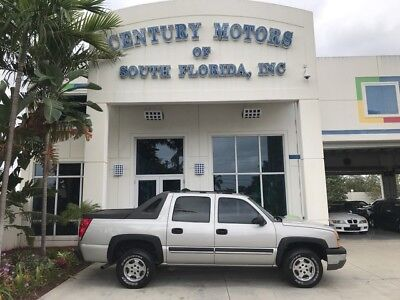2004 Chevrolet Avalanche  Tow Hitch Tonneau Cover Fog Lights Alloy Wheels Roof Rack