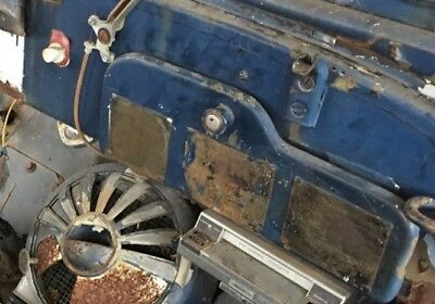 Ford Gpw Rolling Frame/ Willys MB / WWII Military Jeep