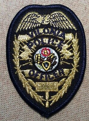 AR Vilonia Arkansas Police Patch (3In)