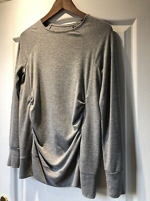 maternity jumper size 10/12