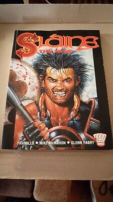 Slaine: The King, McMahon, Mike, Mills, Pat, Good Condition Book, ISBN 978184023
