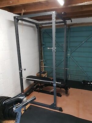 Bodymax CF375 Squat Rack