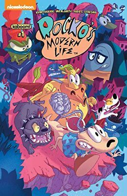 Rockos Modern Afterlife 1A McGinty Variant NM 2019 Stock Image