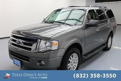 2014 Ford Expedition 4x2 XLT 4dr SUV Texas Direct Auto 2014 4x2 XLT 4dr SUV Used 5.4L V8 24V Automatic RWD SUV