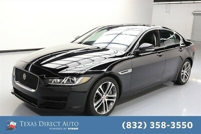 2017 Jaguar XE 35t Premium Texas Direct Auto 2017 35t Premium Used 3L V6 24V Automatic RWD Sedan Premium