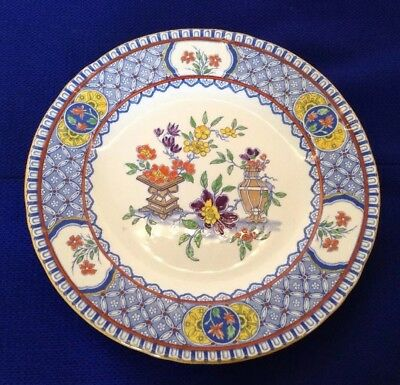 Beautiful old vintage or antique Minton Plate~ stunning colours