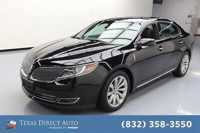 2016 Lincoln MKS 4dr Sedan Texas Direct Auto 2016 4dr Sedan Used 3.7L V6 24V Automatic FWD Sedan