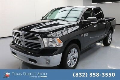 2016 Ram 1500 Big Horn Texas Direct Auto 2016 Big Horn Used 5.7L V8 16V Automatic 4WD Pickup Truck