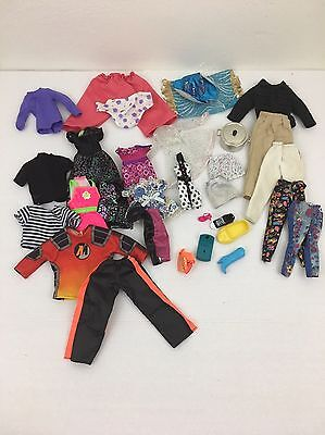 Pieces/Lot Barbie Doll Fashion Clothing, Barbie / Ken + other items