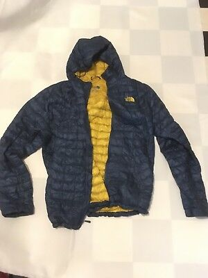 check out 04fce 65f07 THE NORTH FACE Thermoball Herren Gr.XL Outdoor Kapuzenjacke Hoodie TOP  gebraucht