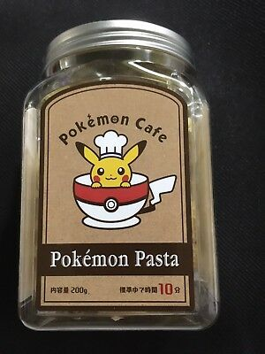 Pokemon Center Japan CAFE Tokyo DX Limited PIKACHU PASTA