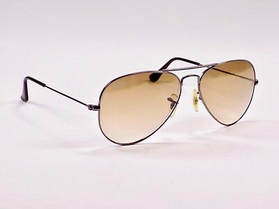 Ray Ban Small Aviator Classic Gradient RB3025 004/51 55mm Sunglasses & Case