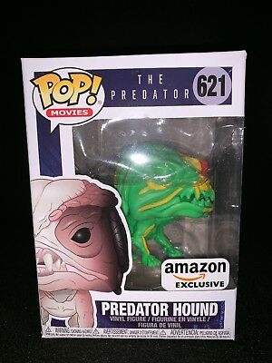 Funko Pop! Movies PREDATOR HOUND #621 Heat Vision AMAZON EXCLUSIVE.