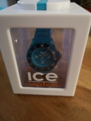 8a09ea44efce Ice-Watch-Ice Sixty Nine Turquoise-Women s Wristwatch with Silicon Strap