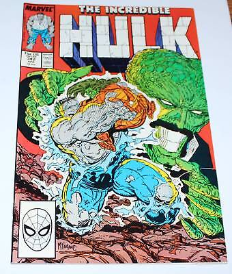 The Incredible Hulk #342 (Apr 1988) Todd McFarlane art...