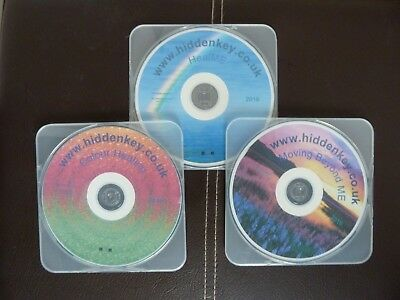 3 Pack Hypnotherapy treatment CD set to beat ME / CFS by Paul Hide Hypnotism HK