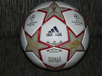 Adidas Finale 10 Madrid Champions League
