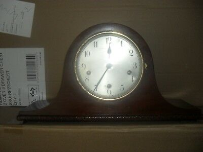 Lovely Art Deco Mantle Clock with Westminster Chime