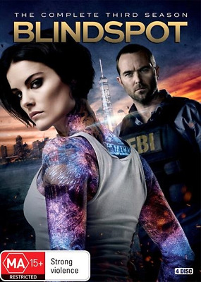 Blindspot : Season 3 : NEW DVD