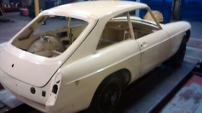 Mgc Gt Rolling Body Shell With V5