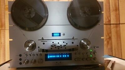 Pioneer RT-909 4-Track 2-Channel Stereo Auto Reverse Reel to Reel Player