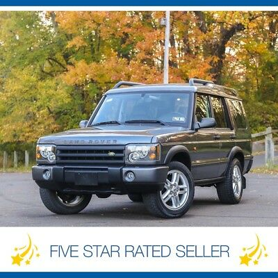 2004 Land Rover Discovery SE Serviced Diff Lock Harman Kardon Loaded Low 70K Mi 2004 Land Rover Discovery SE Serviced Diff Lock Harman Kardon Loaded Video 70K m