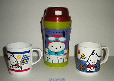 VINTAGE! Sanrio POCHACCO Lot of 3 Items from the 1990s!