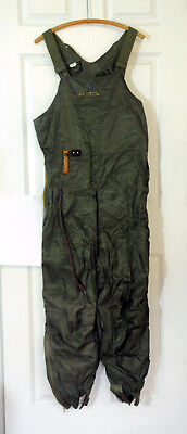 Vintage WW II USAAF Type F-3A Electrically Heated Flight Suit Trousers