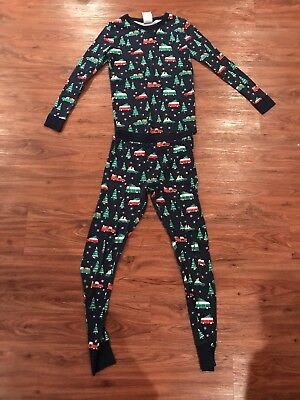 Boys size 12 Christmas Pajamas