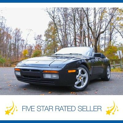 1990 Porsche 944 S2 Convertible 5SP Manual Low 68K mi Serviced! 1990 Porsche 944 S2 Convertible 5SP Manual Low 68K mi Serviced!