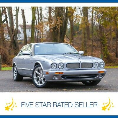 2002 Jaguar XJR XJR Supercharged 71K Mi Florida Navigation CARFAX 2002 Jaguar XJR Supercharged 71K Mi Florida Navigation Rear Heated Seat CARFAX