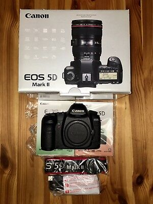 Canon EOS 5D Mark II 21.1MP Digital SLR Camera Body